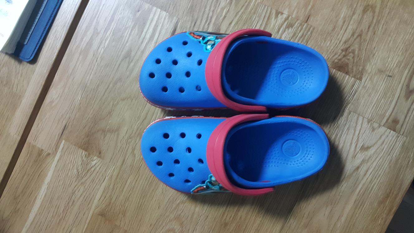 크록스&크록스형 신발