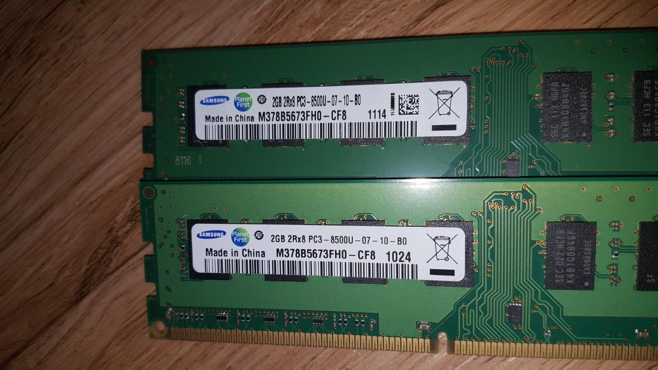 데스크탑 메모리 PC3/DDR3 합4GA