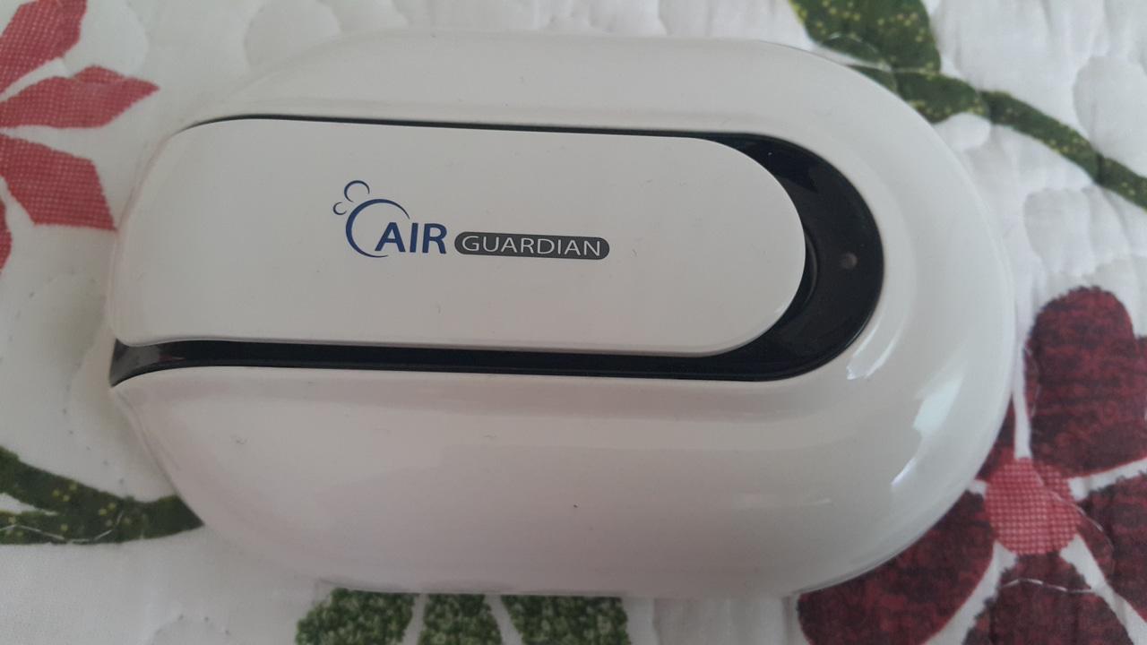 미니공기청정기에어가디언음이온방출공기청정기제품
