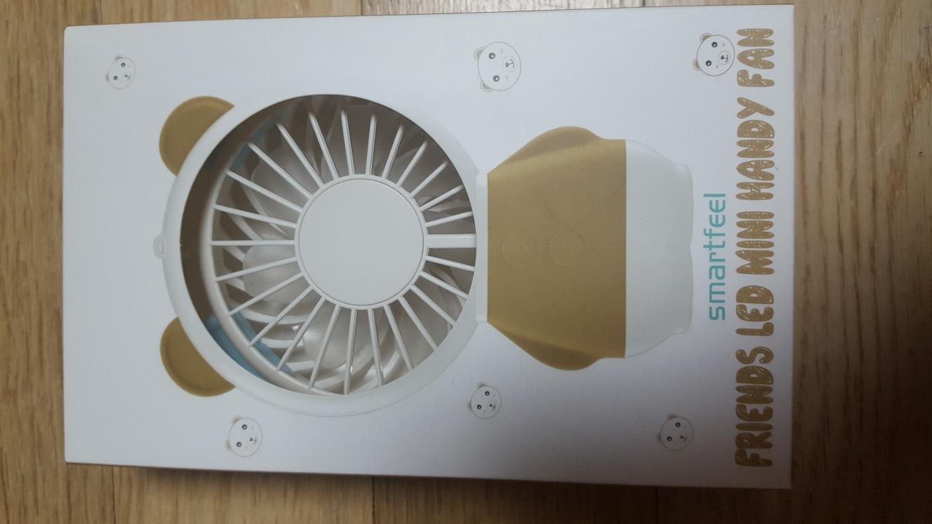 프롬비 휴대용선풍기(핸디형선풍기/목걸이용선풍기)