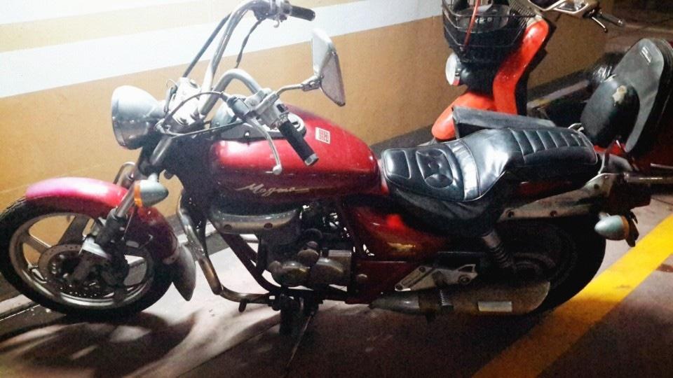 마그마98년식 125cc오토바이판매