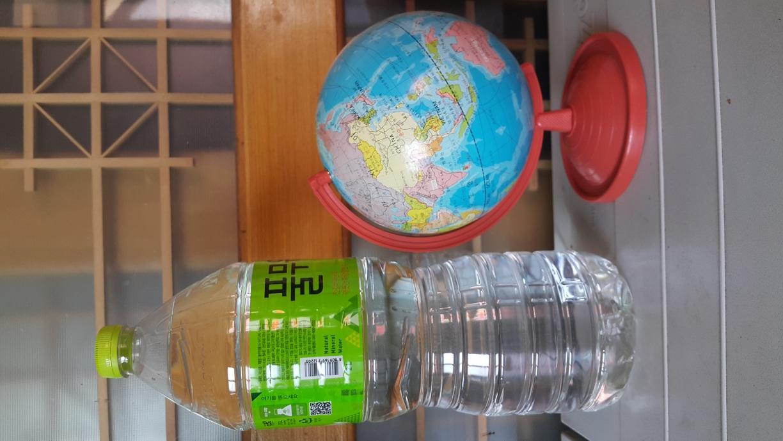 플라스틱 지구본