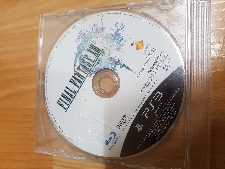PS3 타이틀 파이널판타지13