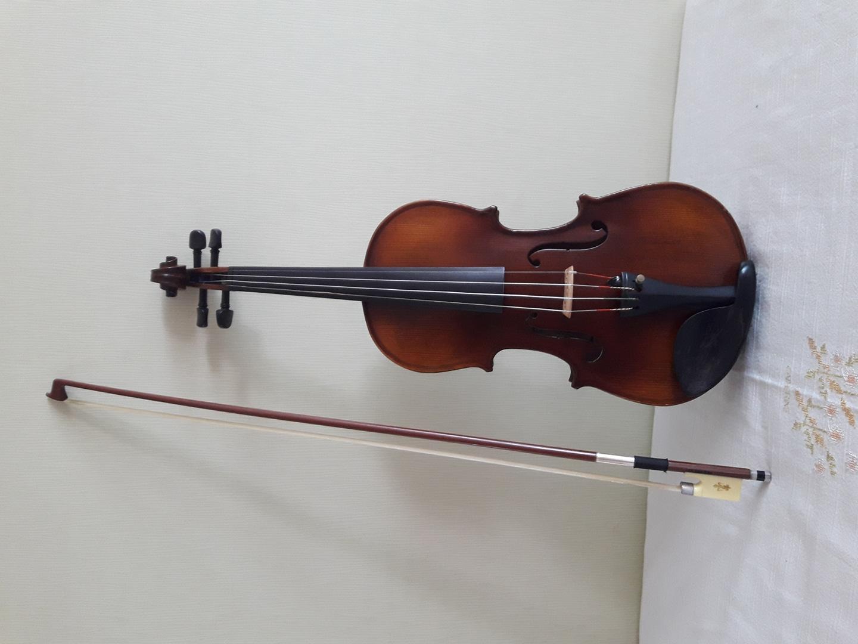 바이올린 3/4 고급 수제 연습용 반광