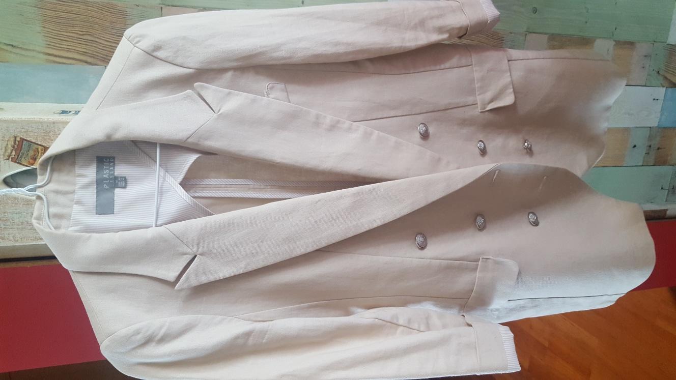 플라스틱아일랜드 재킷