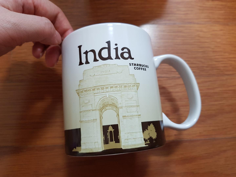 [가겨내림]스타벅스 시티아이콘 인도 컵 판매합니다