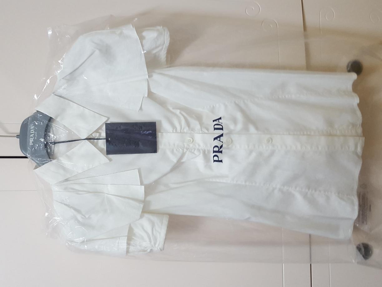 PRADA 프라다 블라우스.프라다 셔츠 38size