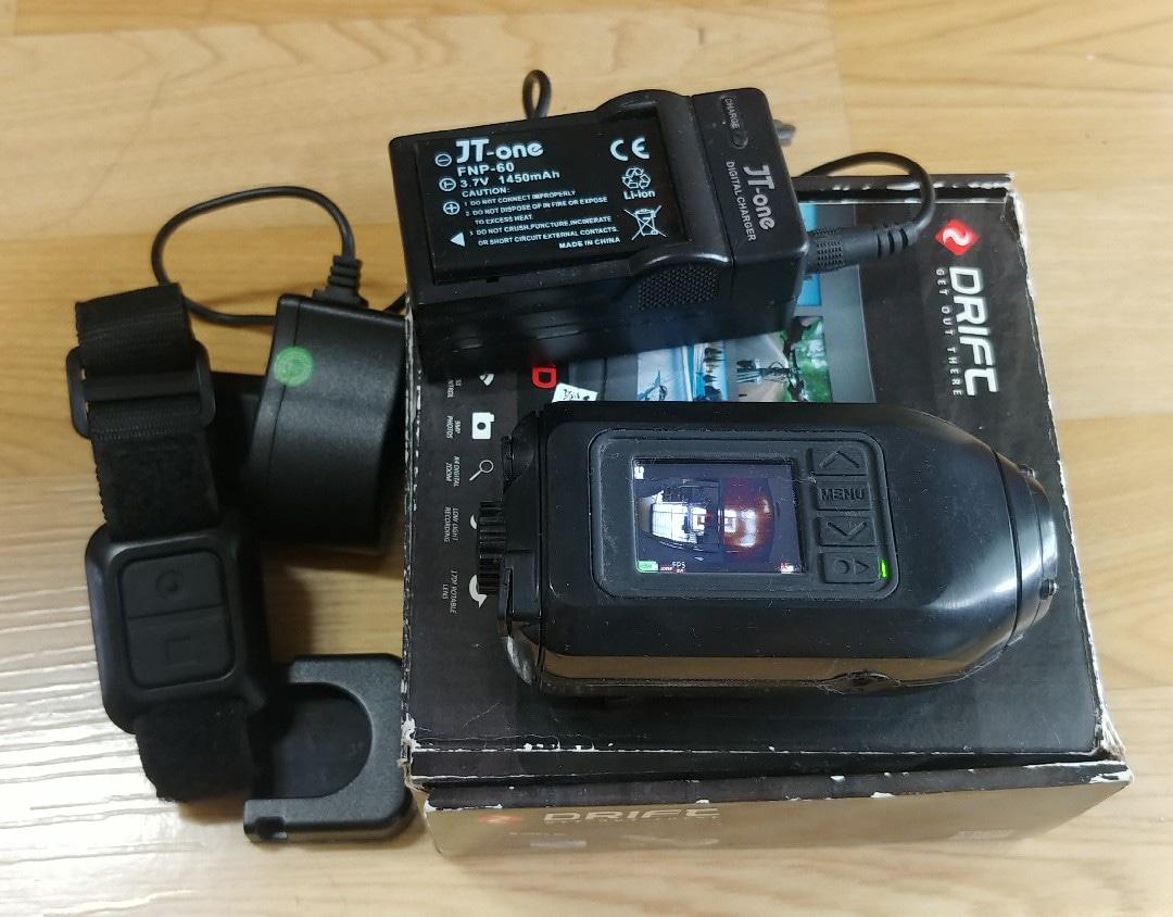 FHD 액션캠 드리프트
