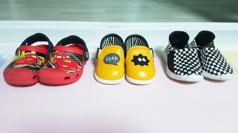 유아 여름 신발