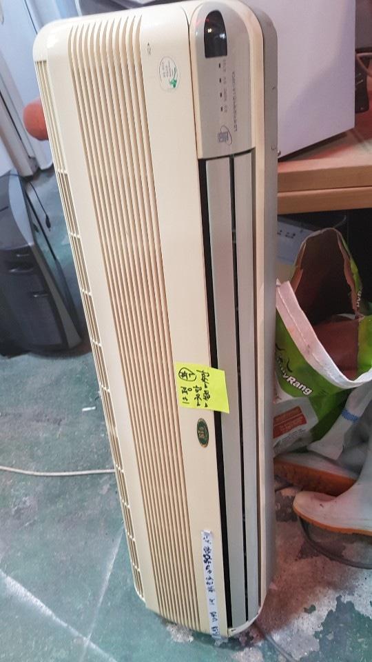 12평)에어컨 실외기 냉장고  세탁기
