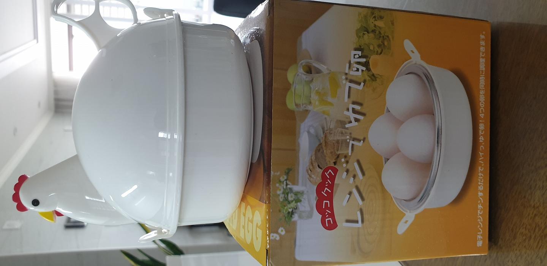 렌지에 계란삶기4구용