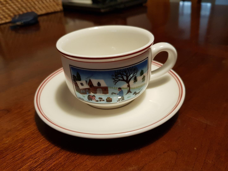 빌보 디자인 나이프 커피잔