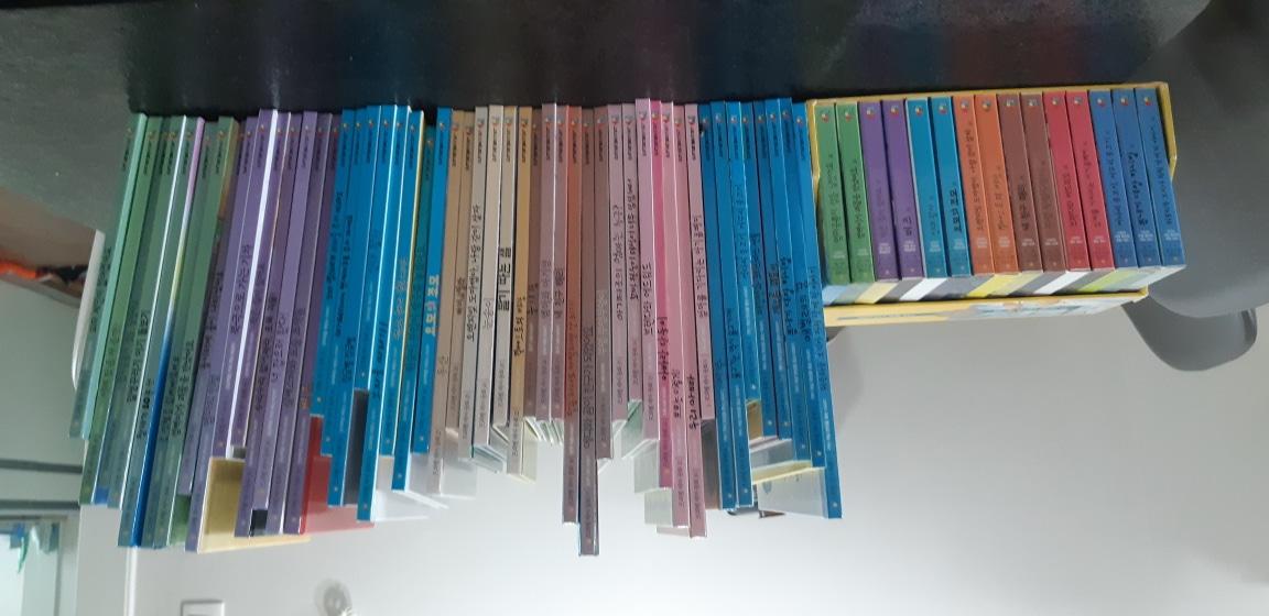 프뢰벨테마동화전집 + cd