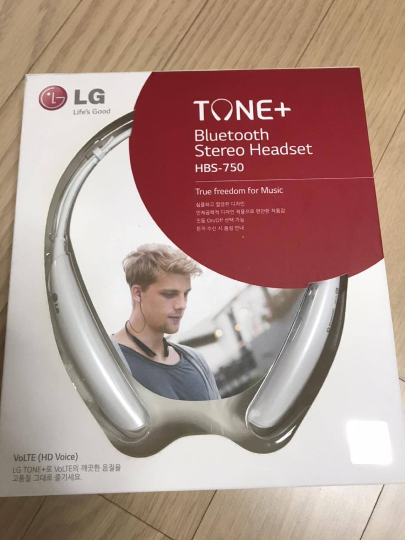 LG 블루투스 이어폰