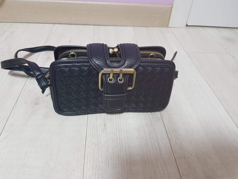 검정 미니 가방