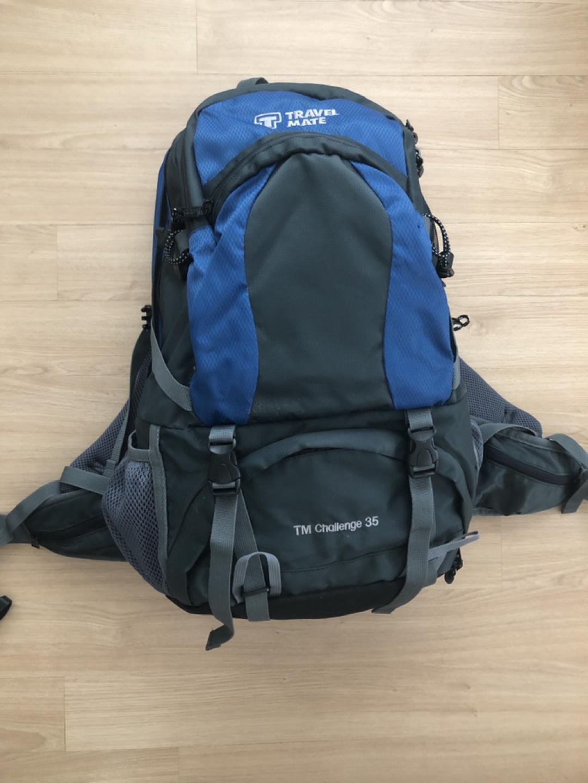 트러블메이트 여행,등산가방 TM Challenge 35