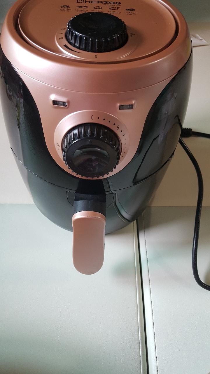 헤르조그블라센에어프라이어 2.0 liter