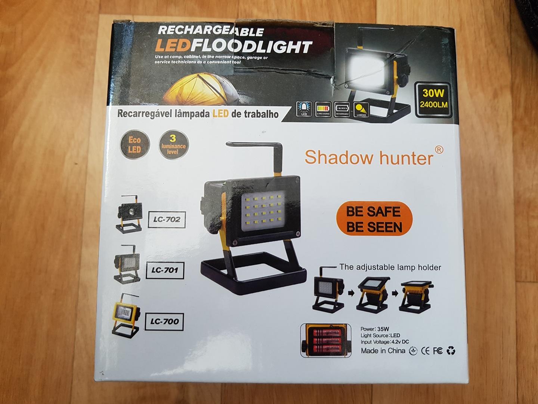 LED 투광기, 라이트, 후레쉬, 랜턴, 조명, 캠핑랜턴