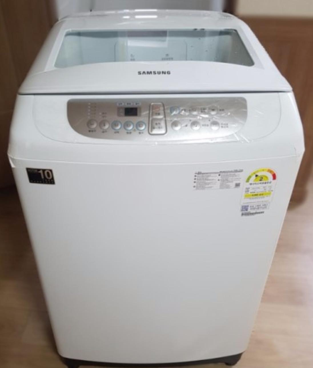 삼성 워블 세탁기 10kg