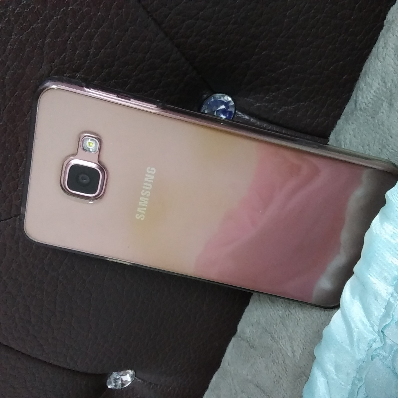 갤럭시A3 2016 핑크