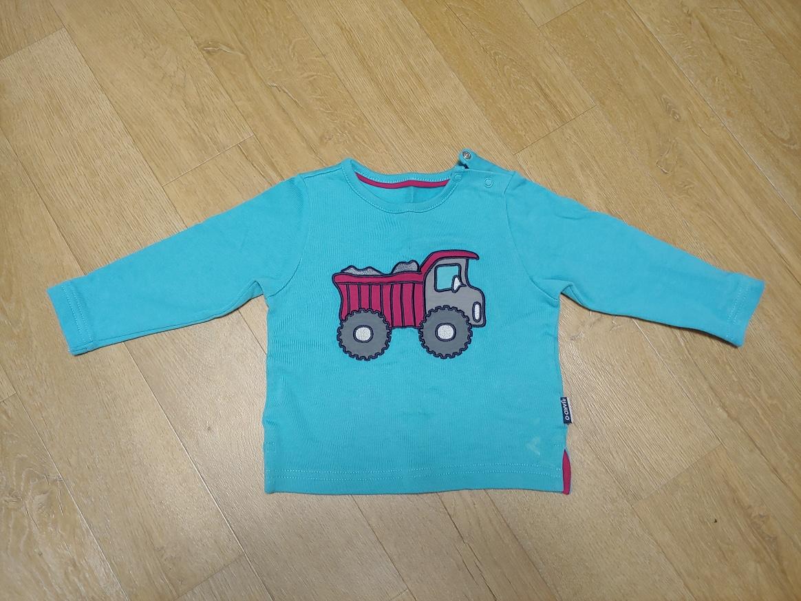 유아 티셔츠 7~80 사이즈