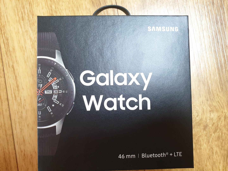 galaxy watch 미개봉 팝니다 !