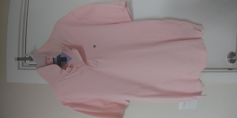 여성 타미힐피거 티셔츠(택만 없는 새상품) 가격내림