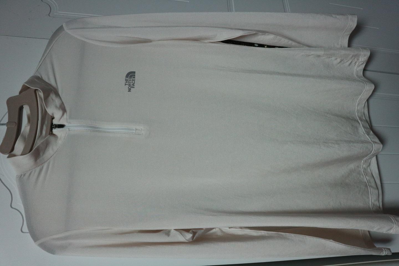 택포) 노스페이스 아이보리 티셔츠 90