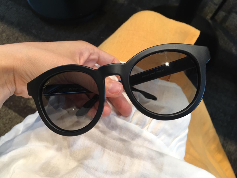 구찌 여성썬글라스(다른제품과교환가능)