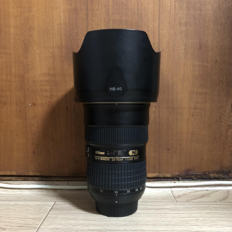nikon24-70ED 니콘24-70ed
