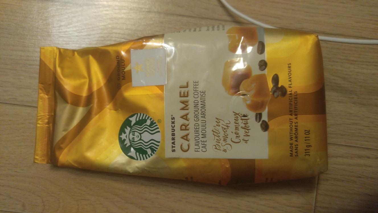 스벅 커피카라멜 분쇄커피