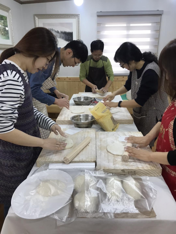 원주 월요 집빵교실  오픈~~^^