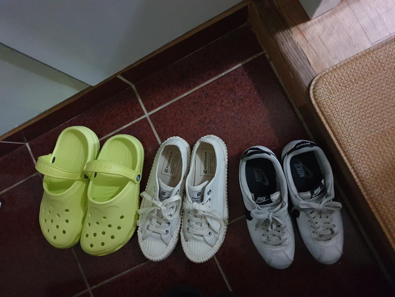 신발따로구매가능
