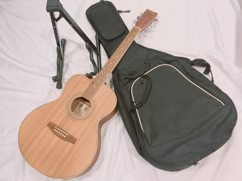 입문 기타(기타집, 거치대 포함)
