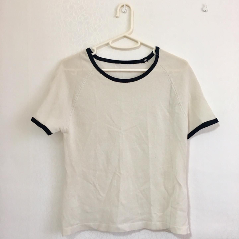 니트 티셔츠