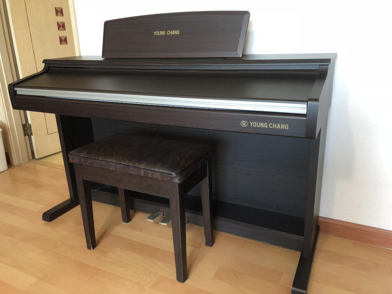 영창피아노 전자피아노 판매합니다