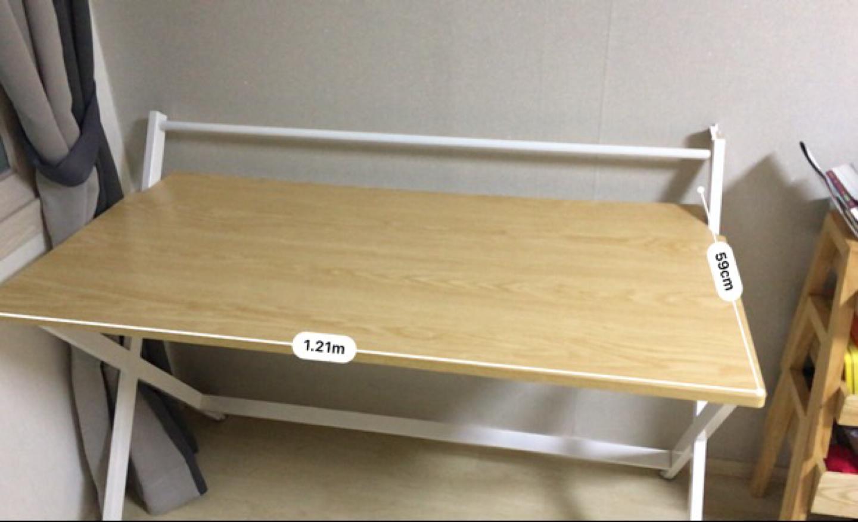 깔끔한 책상