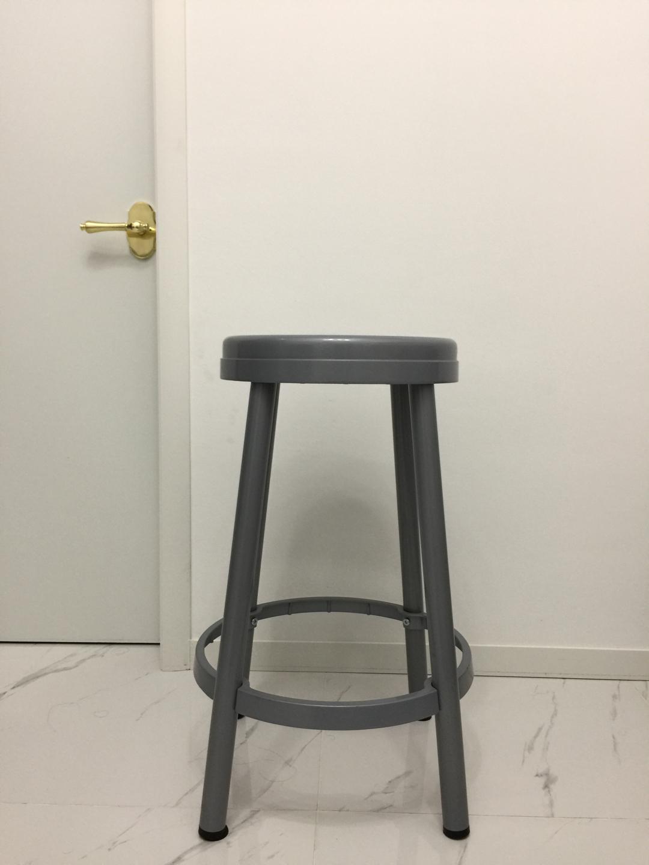 한샘 파인트 철제 바체어 바의자 의자