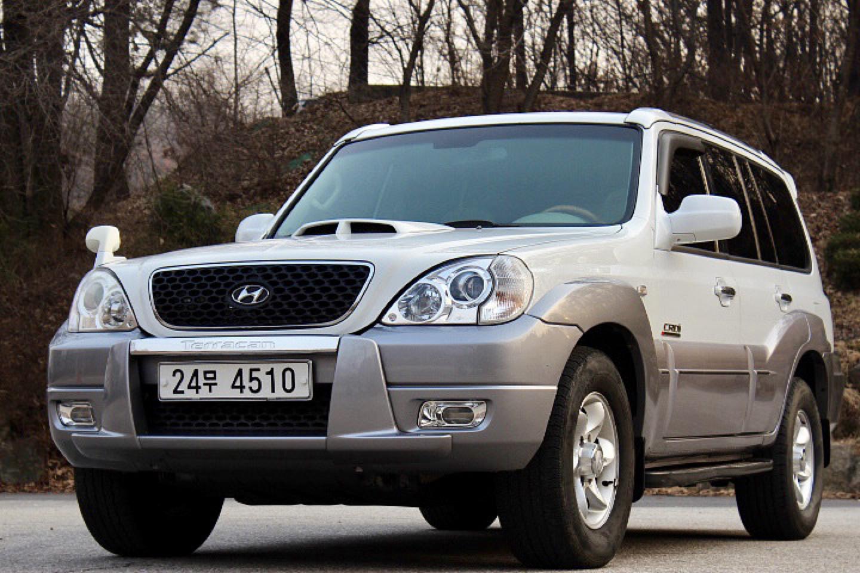 [개인 명의 차량] 현대 테라칸 4WD JX290골드 06년 모델 판매 합니다.