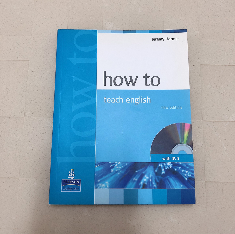[TESOL교재] How To Teach English