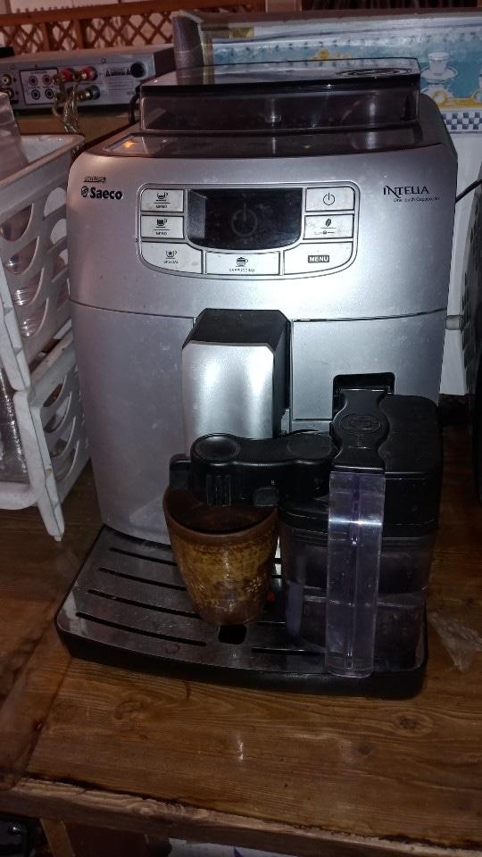 커피머신  커피메이커