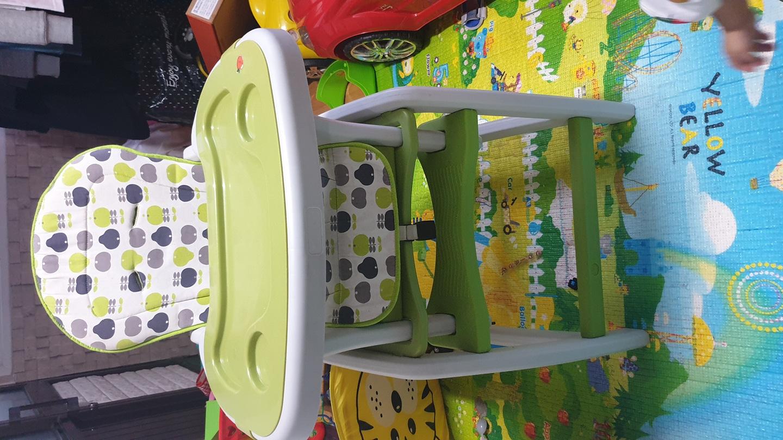 유아식탁의자(크라크라 멀티체어)