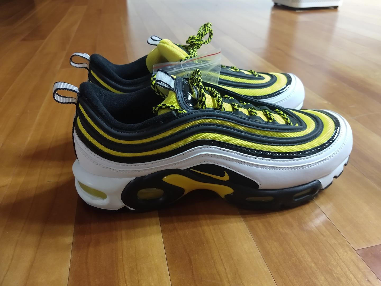 [정품, 새제품] 나이키 에어맥스 97프리퀀시팩 Nike Air max 97 ; AV7937-100 :