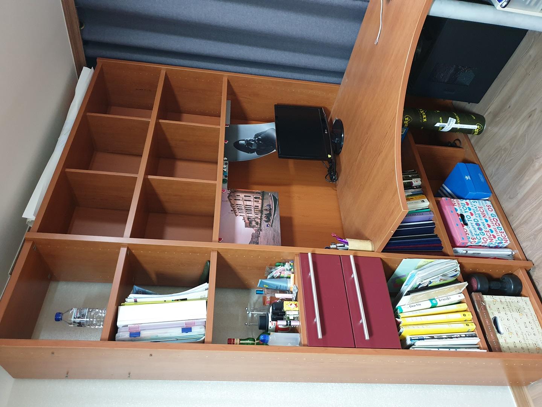 책장 +책상+의자팝니다