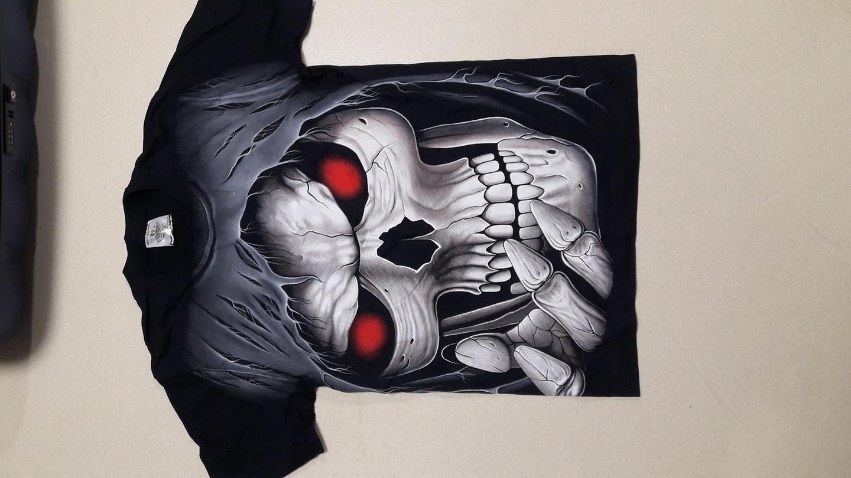헤비메탈 티셔츠