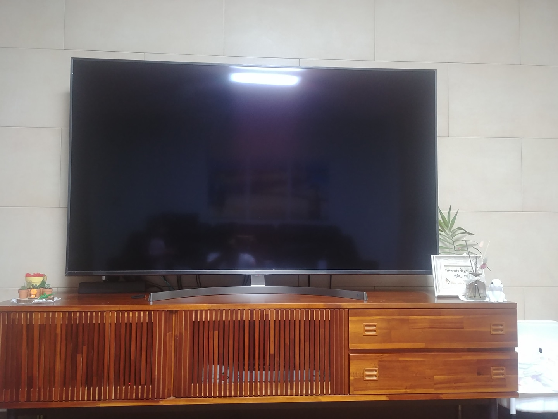 LG 65인치 중고 판매 (65sk8000)