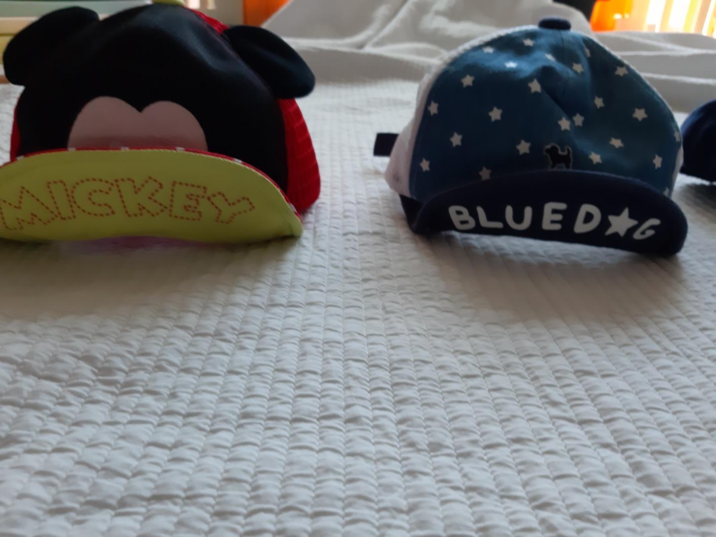 블루독 아기 모자 , 트윈키즈 아기 모자, 카터스 아기모자
