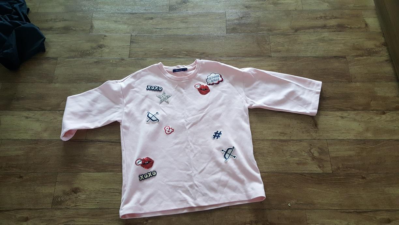 클라이드 7부 티셔츠