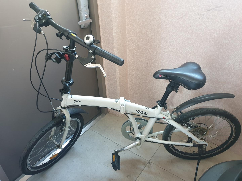 접이식 자전거 fg200
