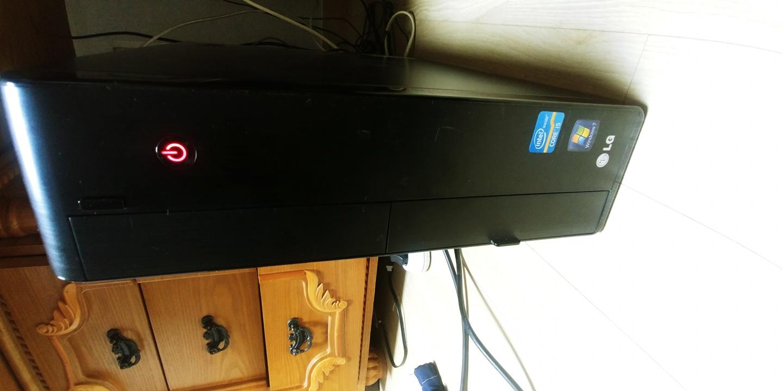 상태좋은 컴퓨터 슬림 본체(i5-2400/H67/원도우10정품) 올려요 ※ 모니터 추가 구매 가능^^